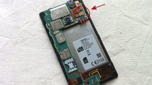 Tuto reparation lumia 520 ecran 6