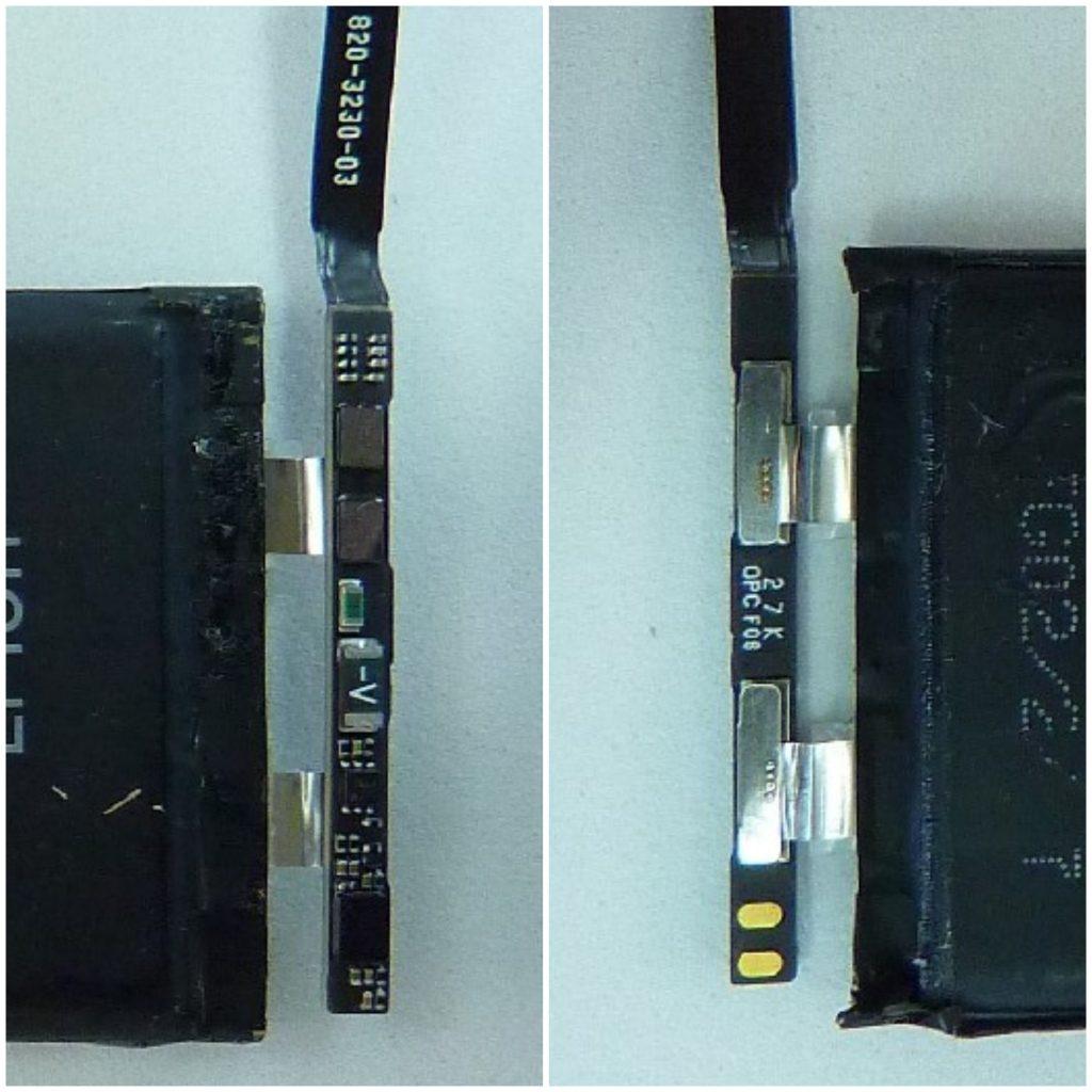 pcb batterie p2m