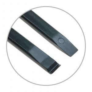 Spatule pour réparation de téléphone - Spudger Plastique embout plat