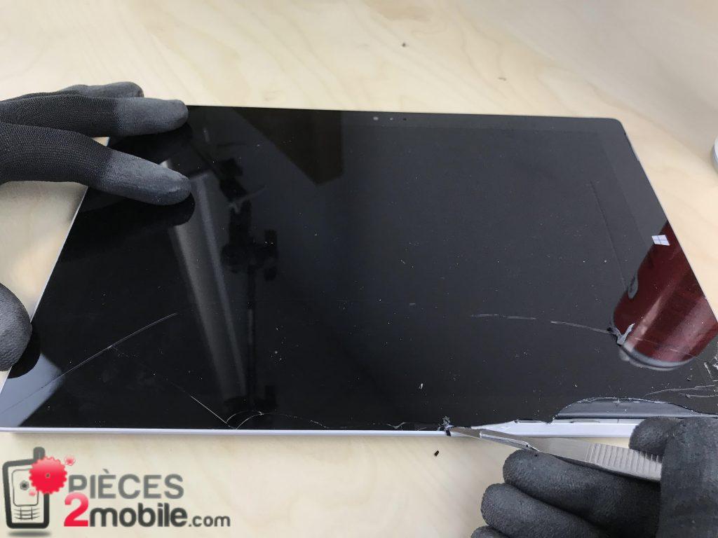 Surface Pro 3 écran cassé