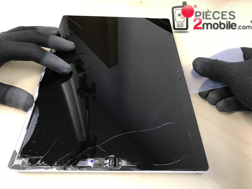 Surface Pro 3 écran décollage