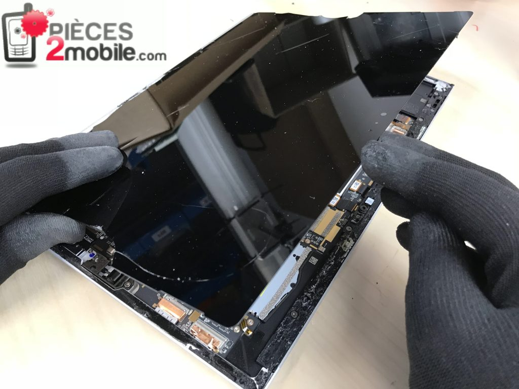 Surface Pro 3 écran ouverture