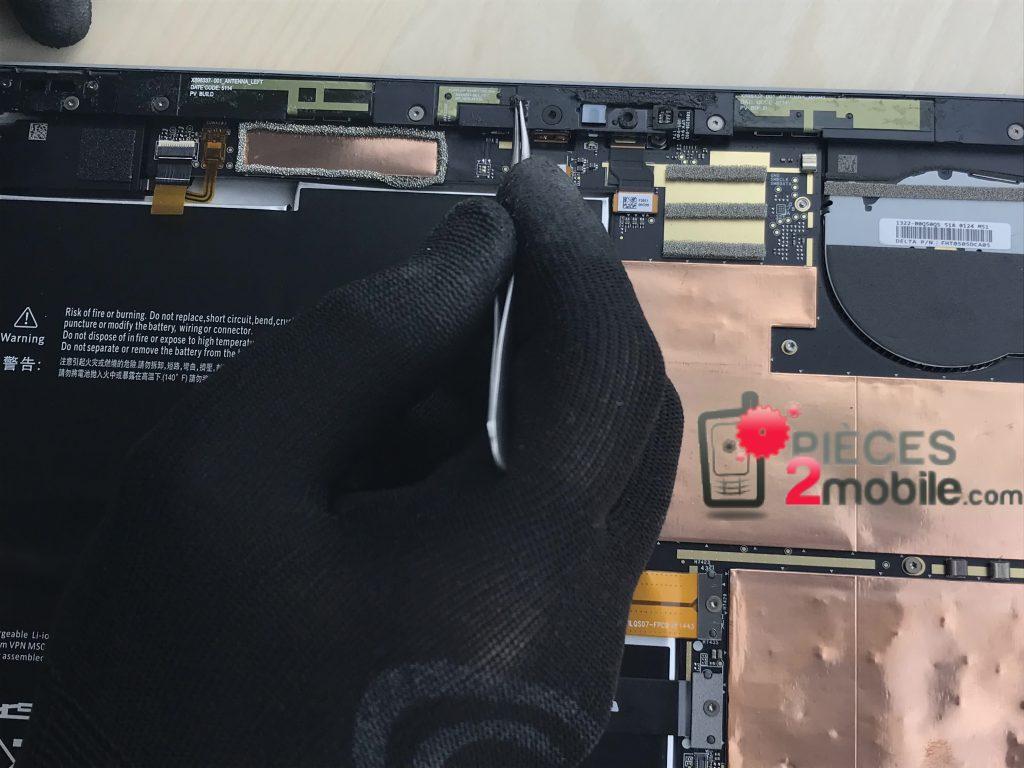 Surface Pro 3 écran nettoyage