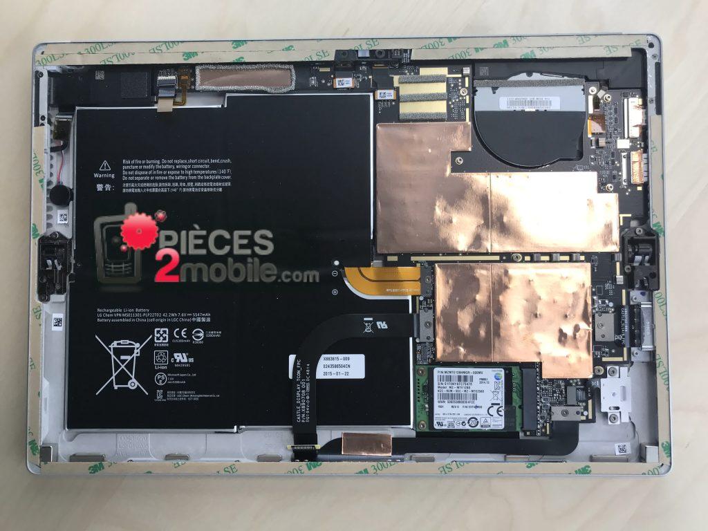 Surface Pro 3 adhésif