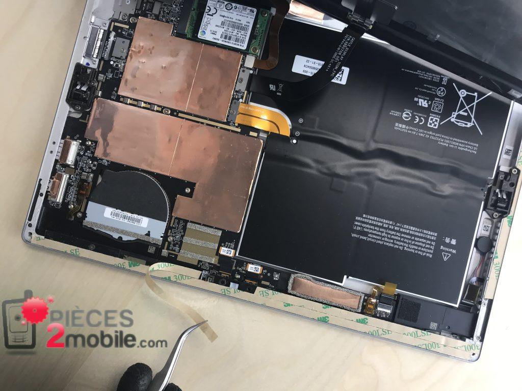 Surface Pro 3 fermeture