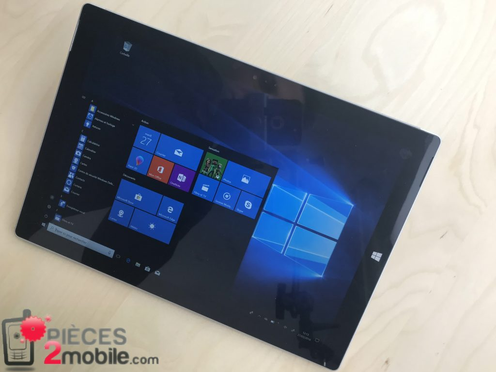 Surface Pro 3 fonctionnelle