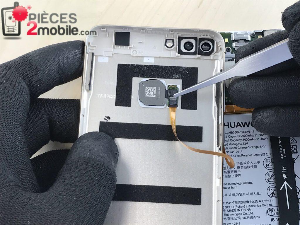 Huawei P Smart lecteur d'empreinte