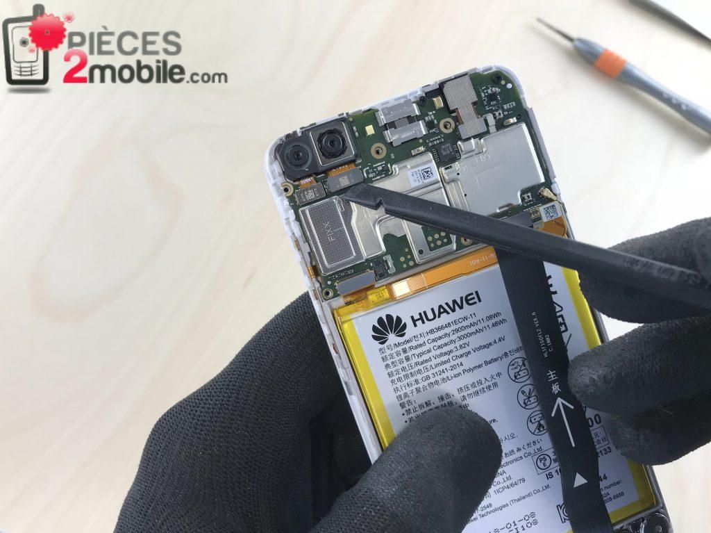 Huawei P Smart nappe camera