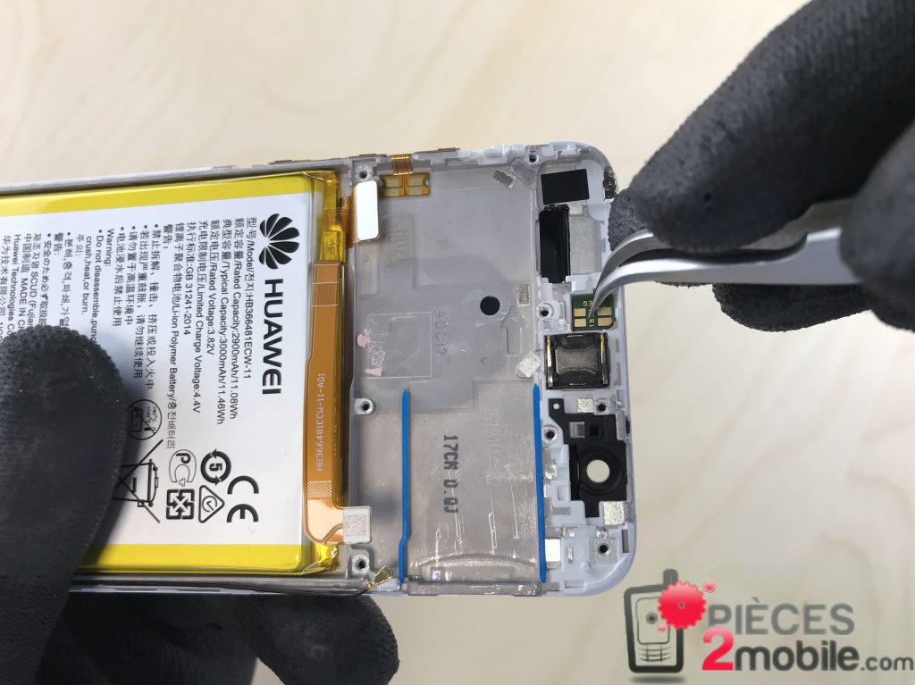 Huawei P Smart écran d'origine