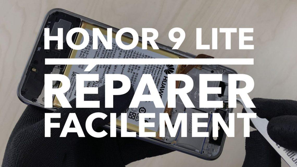 Honor 9 lite réparation