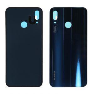 Huawei P20 Lite (ALE-LX1) Vitre arrière noir