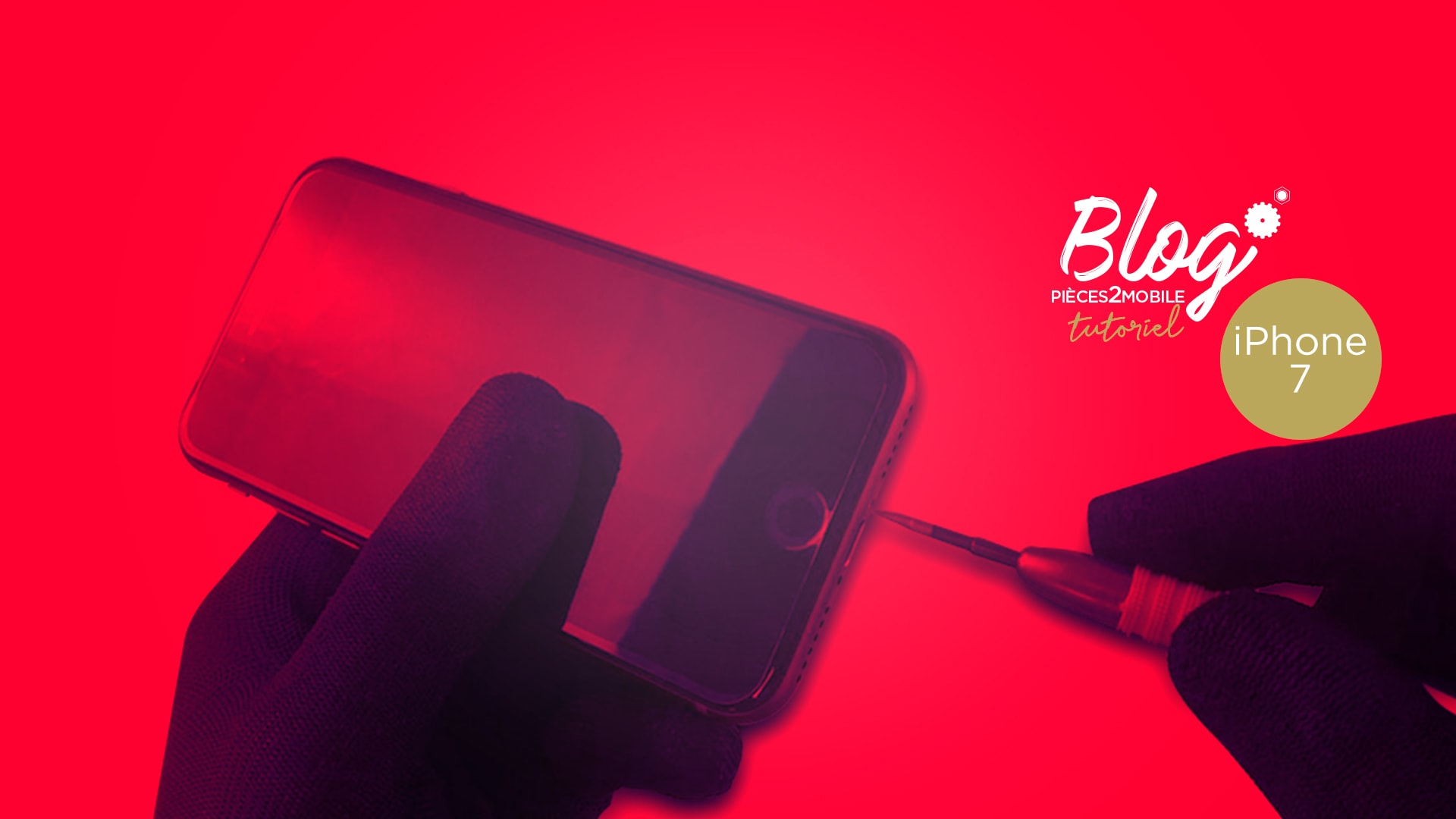 changer l'écran de l'iphone 7