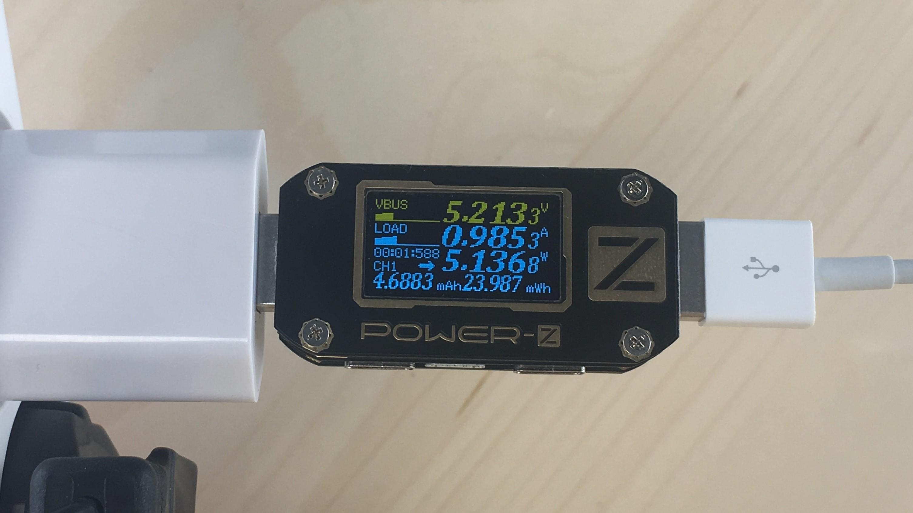 reconnaître un faux chargeur iPhone en analysant les problèmes de surtension