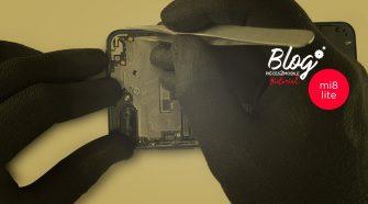Démontage complet du Xiaomi Mi8 Lite