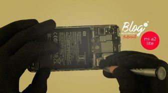 Remplacement de l'écran du Mi A2 Lite