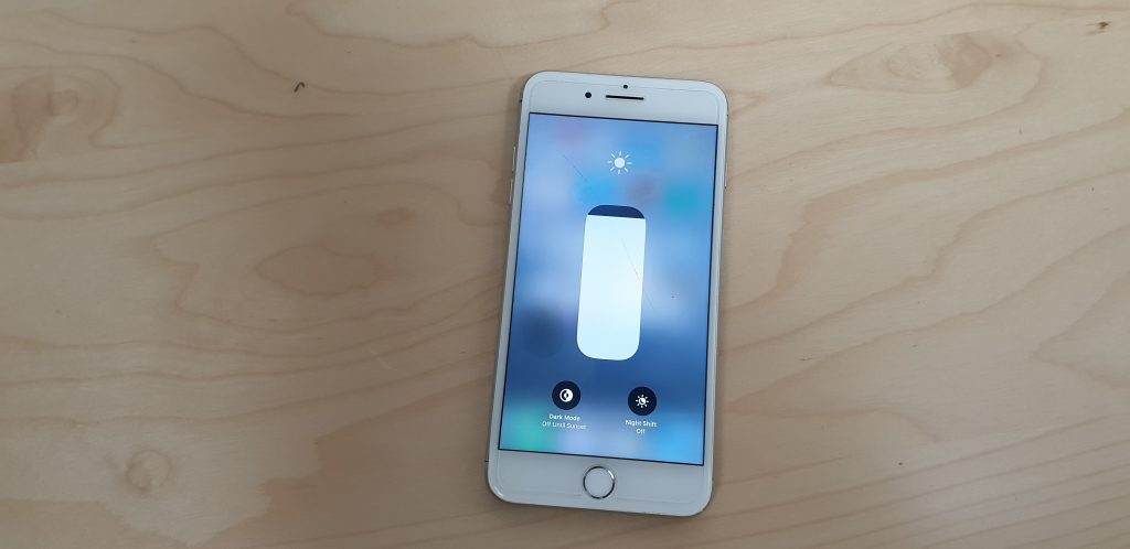 Voila ce qui ce passe apres le changement d'un écran d'iphone