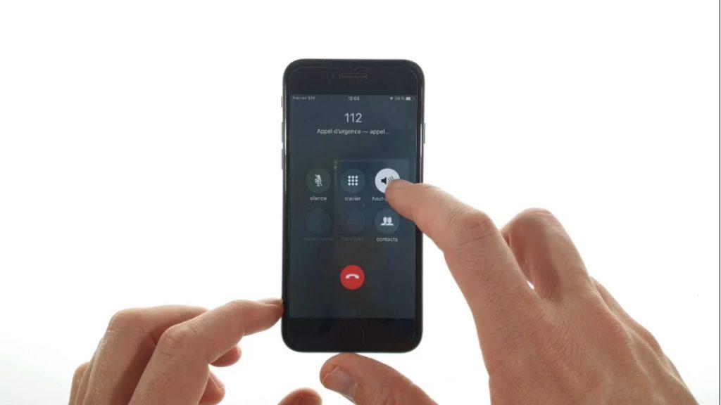 Comprendre et résoudre le probleme de son sur Iphone 7 en passant un appel