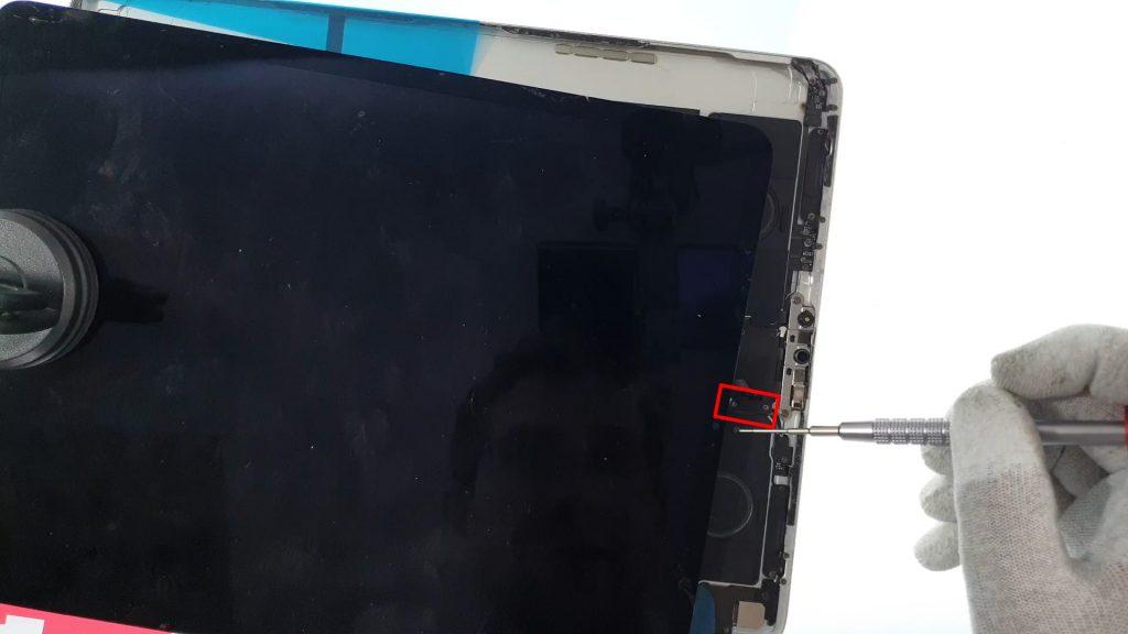 Ipad pro 12.9 2018 3rd changement d'ecran enlever nappe du capteur de proximité