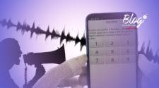problème de son écouteur interne blog