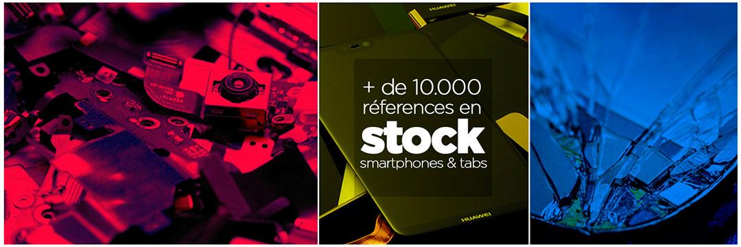 Pieces2Mobile Grossiste - Fournisseur de pièces détachées de smartphones iPhone Samsung Huawei et tablettes